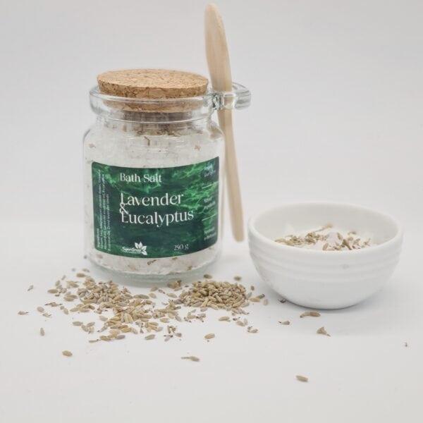 Lavender Eucalyptus Bath Soak